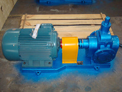Ycb80 High Efficiency Arc Gear Oil Pump pictures & photos