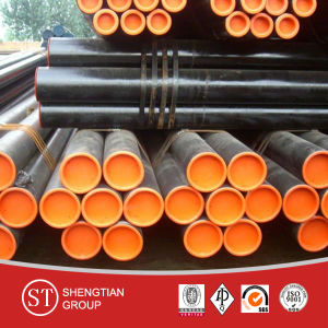 Supply Warter Seamless API5l A106. B Steel Pipe pictures & photos