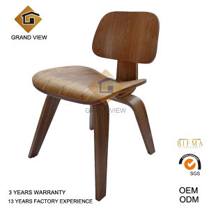 Design Eames Walnut Plywood Furniture (GV-LCW 009) pictures & photos