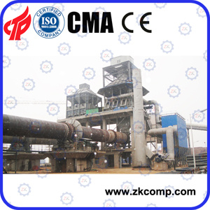 China Rotary Furnace/Hot Sale Cement Rotary Kiln with ISO Specifiaction pictures & photos