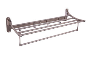Aluminum Towel Rack Swivel (KD-1206-1)