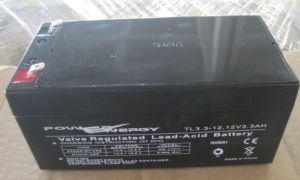 Tl12-3.3 12V3.3ah VRLA Sealed Lead Acid UPS Battery pictures & photos