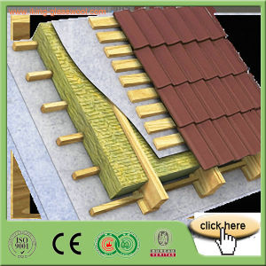 Ce Certificate Soundproof Rockwool Chinese Supplier pictures & photos