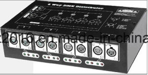 DMX-512 Signal Splitter or distributor or Amplifier pictures & photos