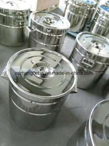 Stainless Steel Tank Container for Storage pictures & photos