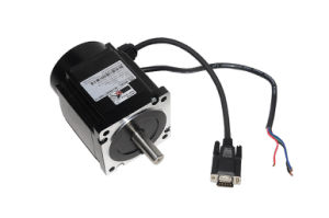Easy Operation 2 Phase NEMA 23 Closed Loop Step-Servo Motor and Driver with Encoder pictures & photos