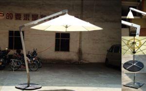 Aluminum Cantilever Parasol / Aluminum Hanging Umbrella (D25258-HNG-AA03)