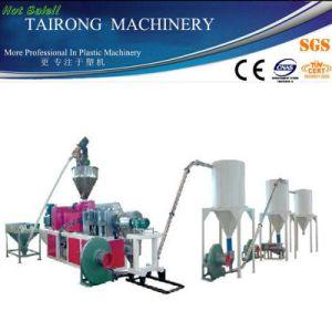PVC Hot Cutting Pelletizing Machine/Granulating Line pictures & photos