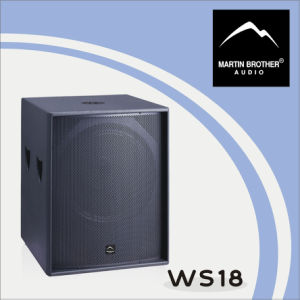 Martin Brother Sub-Bass Loudspeaker (WS18)