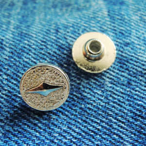 Jeans Metal Rivet for Garment (RV00219) pictures & photos