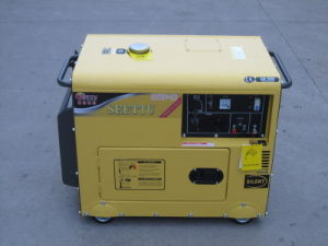 5kVA Auto-Start Single Phase Diesel Generator pictures & photos