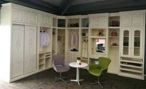 2017 New Elegance Wardrobe Home Furniture pictures & photos