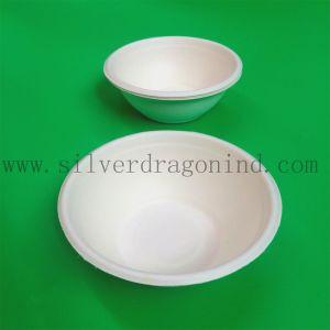 Biodegradable Sugarcane Pulp Paper Bowl, Disposable Bowl pictures & photos