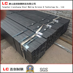 Black Steel Pipe with Hard Embossing pictures & photos
