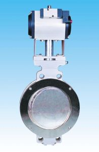 Program-Controlled Tri-Eccentric Butterfly Valve with High Performance pictures & photos