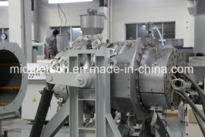 Pipe Production Line -PE Pipe Water Supply Equipment pictures & photos