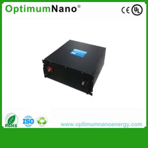 Screw Cell 48V 70ah Lithium Ion Battery for Electric Tricycle pictures & photos