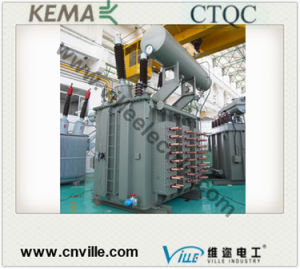 12.5mva 35kv Arc Furnace Transformer pictures & photos