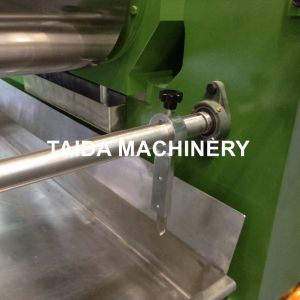 Automatic Blender Hardened Gear Drilled Two Roll Rubber Open Mixing Mill Machine Xk-400, Xk-450, Xk-560 pictures & photos
