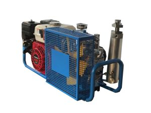 300bar 4500psi High Pressure Air Compressor for Scuba Diving, Breathing pictures & photos