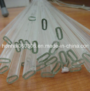 Clear Borosilicate 3.3 Glass Tube, Flat Tube pictures & photos