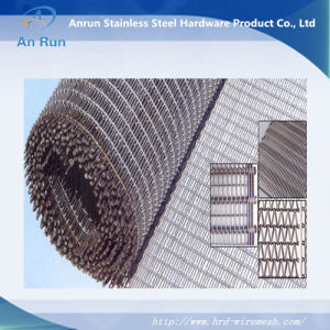 Wide Spiral Link Mesh for Conveyor Belt pictures & photos
