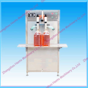 Liquid Detergent Filling / Liquid Filling Machine Price pictures & photos
