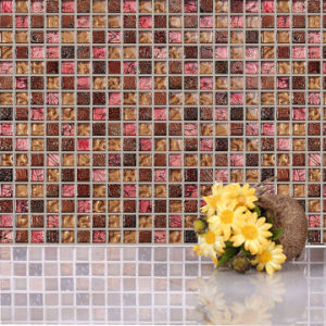 Classical Crystal Glass Mosaic and Resin Mosaic (M815028) pictures & photos