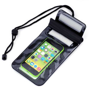 PVC Universale Waterproof Phone Bag for Apple/Samsung/HTC/Huawei pictures & photos