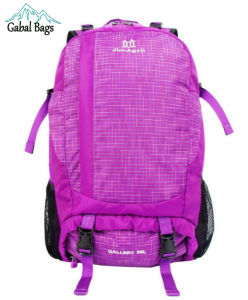 Camping Mountain Climbing Hiking Outdoor Sport Travel Backpack Bag pictures & photos