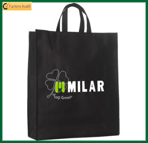 Eco Recyclable Advertising Shopping Tote Felt Bags (TP-SP094) pictures & photos