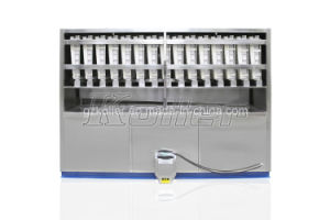 4 Tons/Day Commercial Cube Ice Machine with Packing System pictures & photos