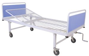 One Crank Manual Hospital Bed (SK-MB119) pictures & photos