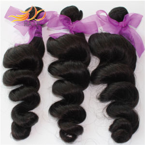 Loose Wave Tanglefree 8A Brazilian Virgin Human Hair pictures & photos