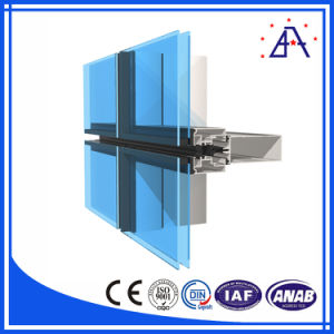 China Hot Selling Aluminum Curtain Wall pictures & photos