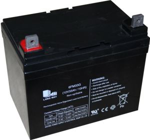 Rechargeable Deep-Cycle UPS AGM Gel Power Lead-Acid Battery pictures & photos