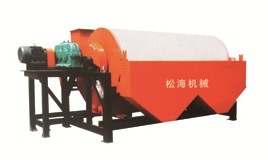 Haisun Mining Permanent Magnet Cylinder Magnetic Separator pictures & photos