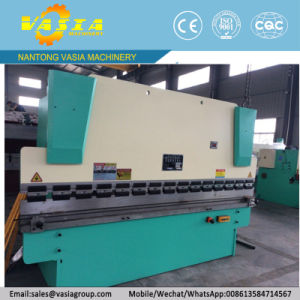Hydraulic Press Brake with Servo Motor for Works pictures & photos