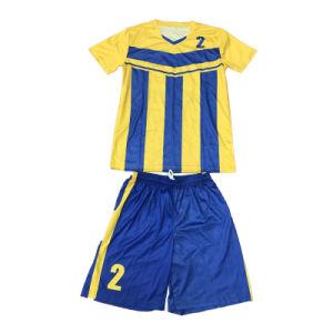 Soccer Club Soccer Jerseys New Design Soccer Uniform for Boys pictures & photos
