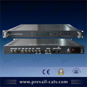 H. 264 HD Encoder IP Output IPTV Encoder (WDE-H220) pictures & photos