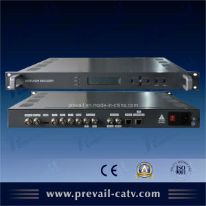 One Channel H. 264 HD Encoder with IP Output IPTV Encoder (WDE-H220) pictures & photos