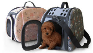 Shoulder/Portable Pet Carrier with Airline Proved for Dog