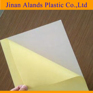 Double Sides Self Adhesive PVC Sheet for Photo Book, Album Inner Pages pictures & photos