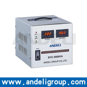 Stavol Automatic Voltage Stabilizer (SVC-d3000va) pictures & photos