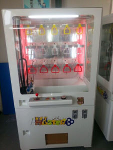 Arcade Crane Claw Game Machine Manufacturer in Guangzhou China pictures & photos