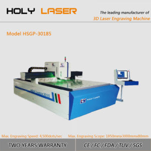 Hsgp-30185 3D Large Size Glass Laser Engraving Machine pictures & photos