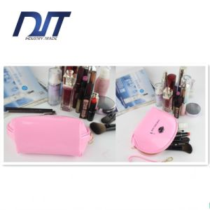 2016 Korean Candy Color Cosmetics Storage Bag Waterproof Mirror Bag