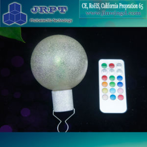 Beautiful Cheap Wedding LED Christmas Battery Operated Sphere Lights