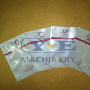Manufactured Double Layer Laminated Pouch Making Machine for Cosmetic Packaging pictures & photos