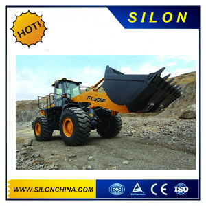 Foton Lovol 5 Ton Hydraulic Control Wheel Loader FL956f-II pictures & photos